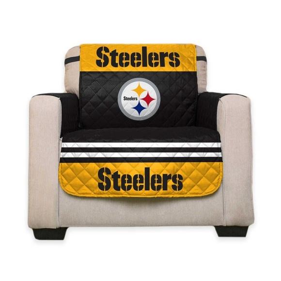 NFL Pittsburgh Steelers Furniture Protector